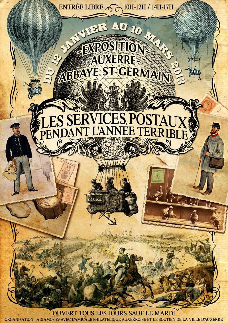 affiche de l`exposition 2013